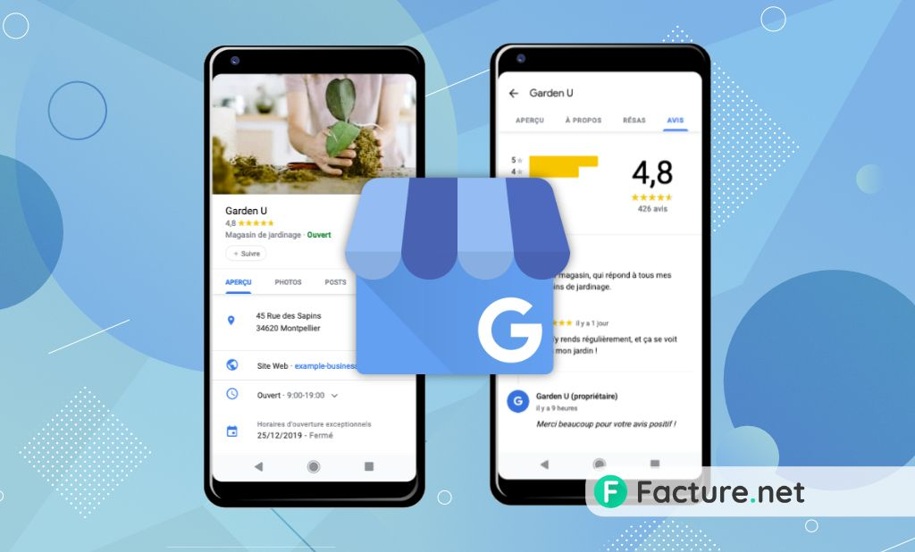 Création compte Google My Business GMB marketing local