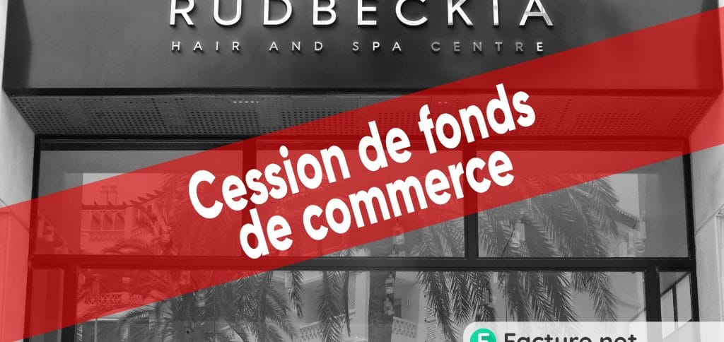 cession de fonds de commerce